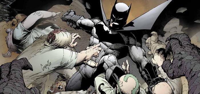 Слух: Новую игру про Бэтмена анонсируют на The Game Awards