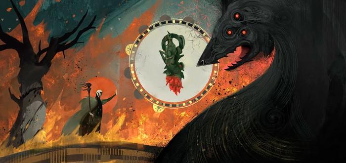 Марк Дарра тизерит что-то по Dragon Age