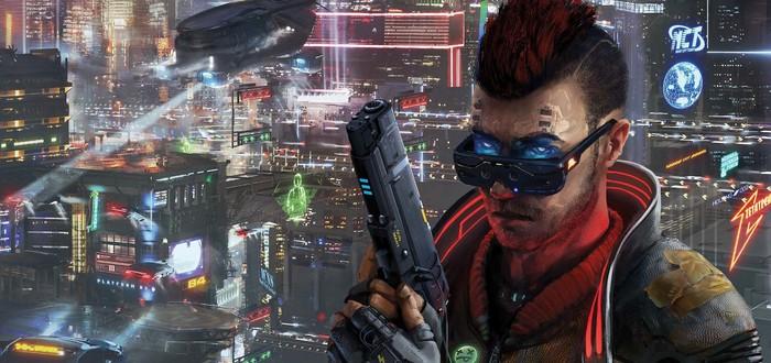 Майк Пондсмит прокомментировал наличие трансгендеров в Cyberpunk 2077