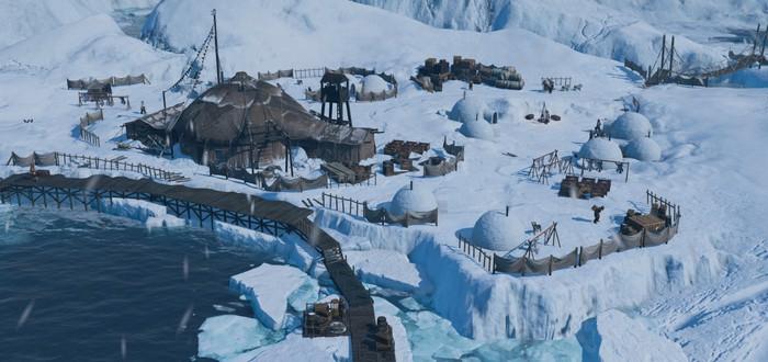 Арктическое дополнение для Anno 1800 выйдет 10 декабря