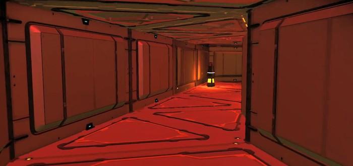 Дизайнер Bioshock воссоздал один из уровней оригинального Doom в No Man's Sky