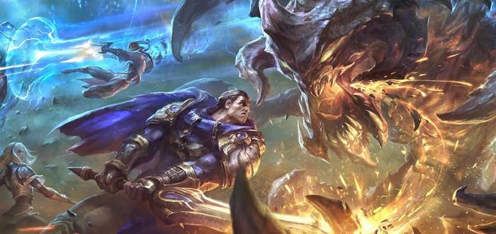 В League of Legends могут появиться наборы с комментаторами