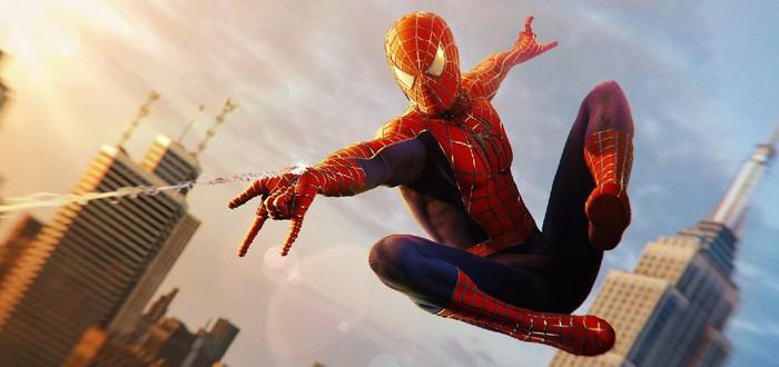 """В сети появился прототип игры по четвертому фильму """"Человек-паук"""" от Сэма Рэйми"""