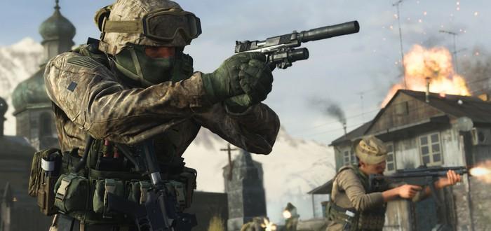Трейлер первого сезона Call of Duty: Modern Warfare