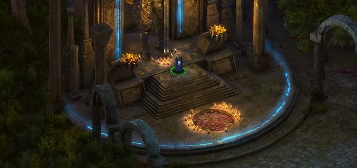 Первый трейлер ретро-RPG Alaloth: Champions of The Four Kingdoms