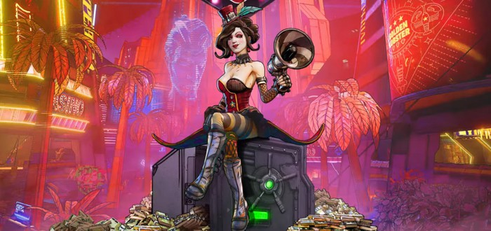 Первые 13 минут дополнения Moxxi's Heist of the Handsome Jackpot для Borderlands 3