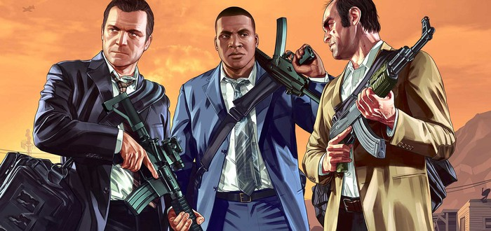 EMEAA-чарт: GTA 5 вернулась в тройку лидеров