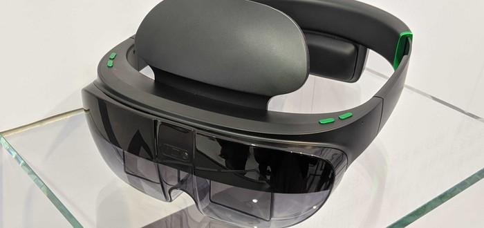 Китайский бренд Oppo представил очки дополненной реальности