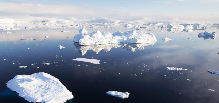 Потепление Арктики стало негативно влиять на климатический кризис