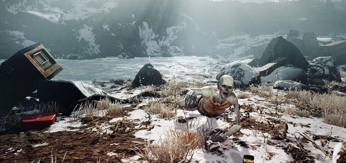 Монстры и холодная российская зима в первом трейлере сурвайвала FrostFall