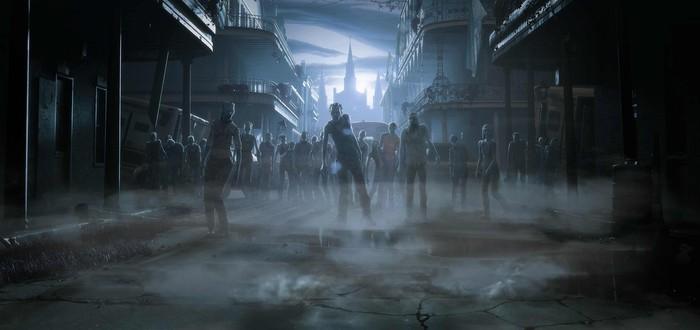 Загадки мрачного кладбища в геймплее The Walking Dead: Saints & Sinners