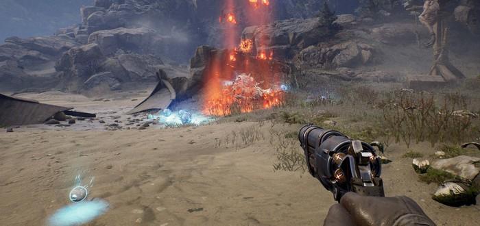 """Геймдиректор Witchfire: Стрельба важнее лута и бредовой """"бизнес-модели"""""""