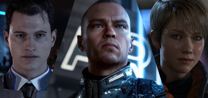 Разработчики Detroit: Become Human пообещали улучшить оптимизацию PC-версии игры