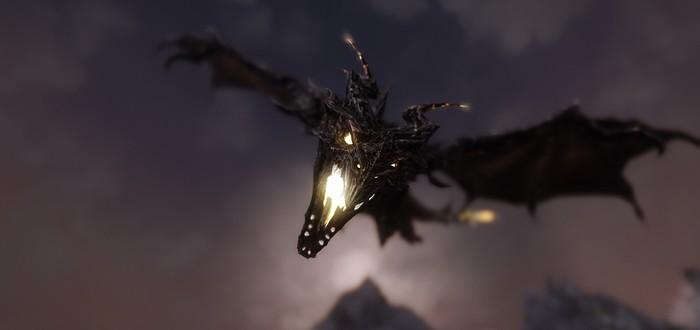 Вышло демо модификации, превращающей Skyrim в стратегию