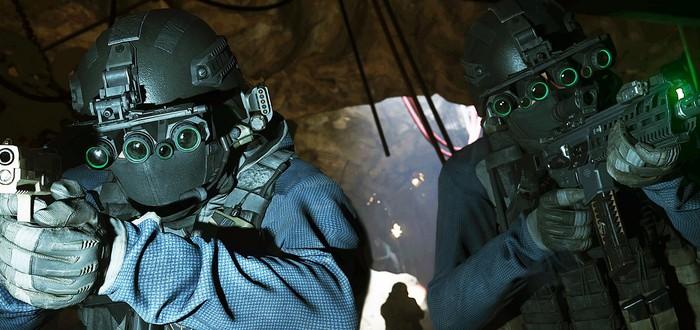 UK-чарт: Продажи Modern Warfare подскочили на 42%