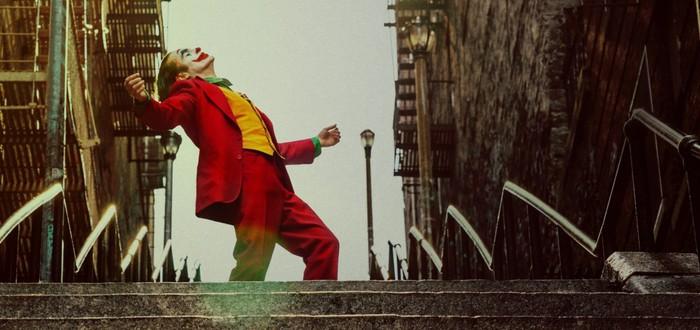 """Новая фичуретка посвящена созданию """"Джокера"""""""