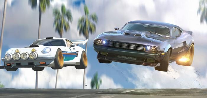 Угон автомобиля и смертельные гонки в фичуретках Fast & Furious: Spy Racers