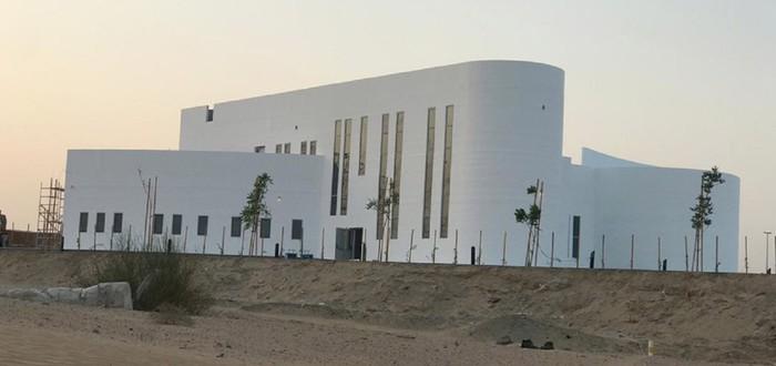 Российская компания напечатала самое большое здание в мире на 3D-принтере