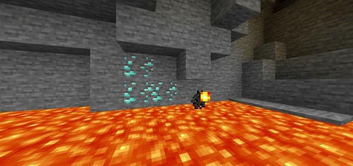Моддер выпустил пак с движущимися текстурами для Minecraft