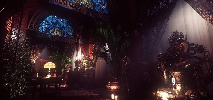 Первый трейлер The House In The Hollow — исследовательской игры от первого лица