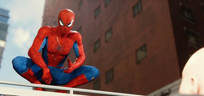 EMEAA-чарт: Spider-Man вернулась в десятку лидеров