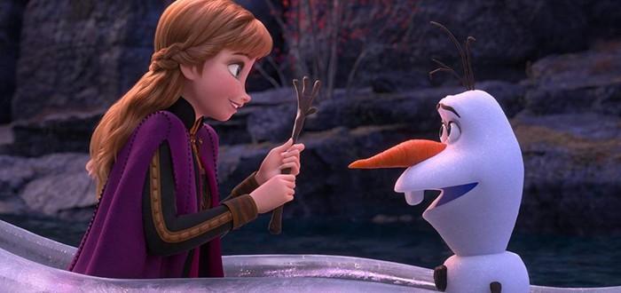 """Box Office: """"Холодное сердце 2"""" стал самым кассовым мультфильмом в истории"""