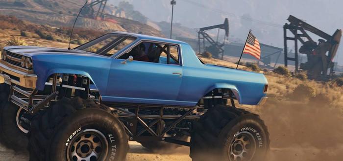 UK-чарт: GTA V и Red Dead Redemption 2 вернулись в десятку лидеров
