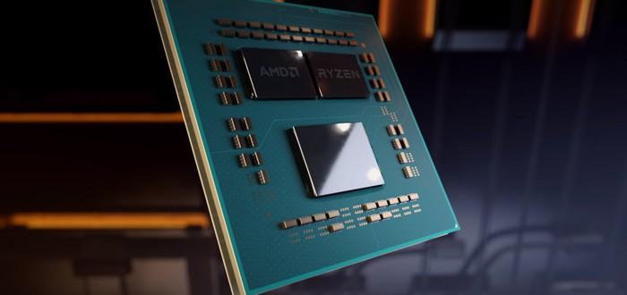 CES 2020: AMD представила мобильные процессоры Ryzen 4000 и 64-ядерный Threadripper