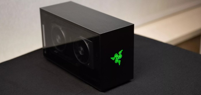 CES 2020: Razer представила модульный десктоп Tomahawk на платформе Intel NUC