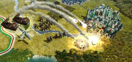 Скриншоты Civilization V