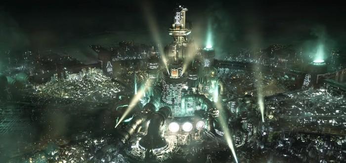 Город Мидгар из Final Fantasy 7 воссоздали в Fallout 4