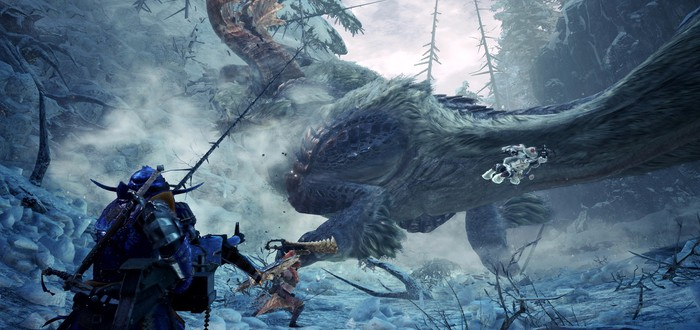Редкие ресурсы в Monster Hunter World: Iceborne