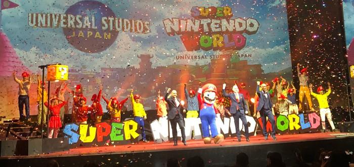 Трасса Mario Kart, зона с ездовым Йоши, интерактивные браслеты и другие подробности парка аттракционов Super Nintendo World