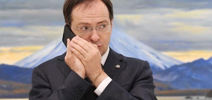 Мединский сложил полномочия Министра культуры, Правительство РФ ушло в отставку