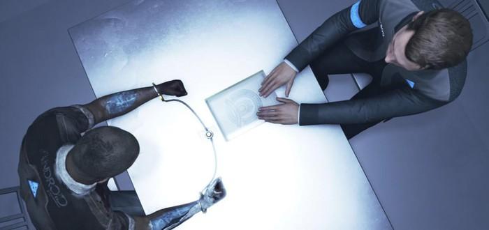 Дэвид Кейдж намекнул на сюрпризы от Quantic Dream в этом году