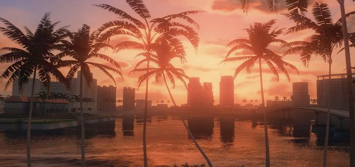Посмотрите на сравнение мода GTA5 Vice City Remastered с оригинальной GTA: Vice City