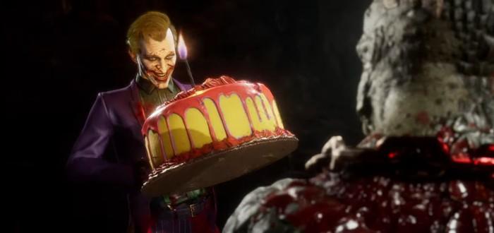Геймплейный трейлер Джокера для Mortal Kombat 11