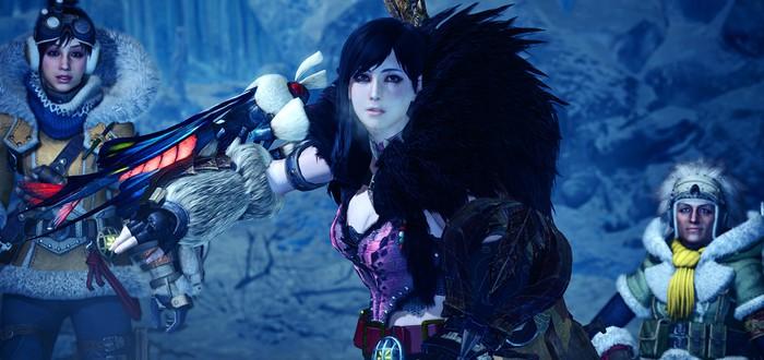 Консольный и PC-контент Monster Hunter World: Iceborne синхронизируется с апреля