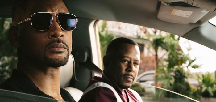 """Box Office: """"Плохие парни навсегда"""" стартовали выше ожиданий"""