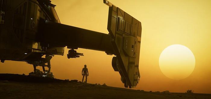 Разработчики Star Citizen считают иск Crytek безосновательным