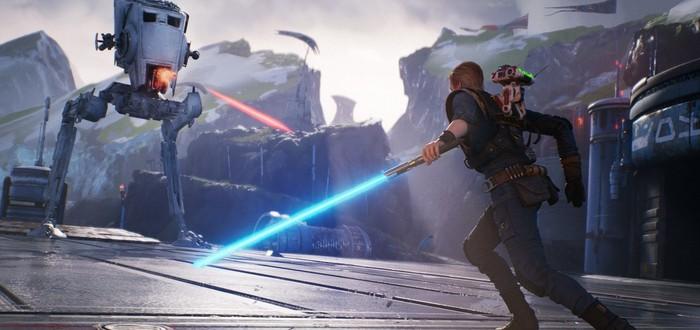 Jedi: Fallen Order не всегда была игрой по Star Wars