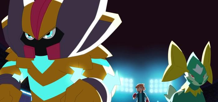 Аниме трейлер pokemon-like MMO Temtem