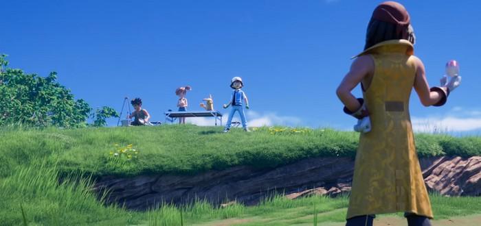 Новый трейлер анимационного фильма Pokemon: Mewtwo Strikes Back— Evolution