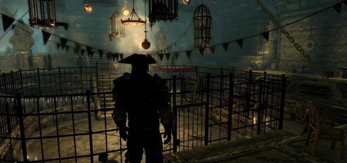 """Трактир """"Зал Дракона"""" — для Skyrim вышел масштабный мод с новой сюжетной кампанией и локациями"""