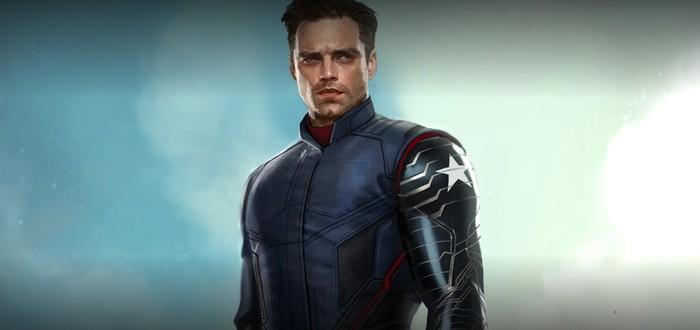 """Новый Капитан Америка и упоминание вселенной Людей-Икс на фотографиях со съемок """"Сокола и Зимнего солдата"""""""