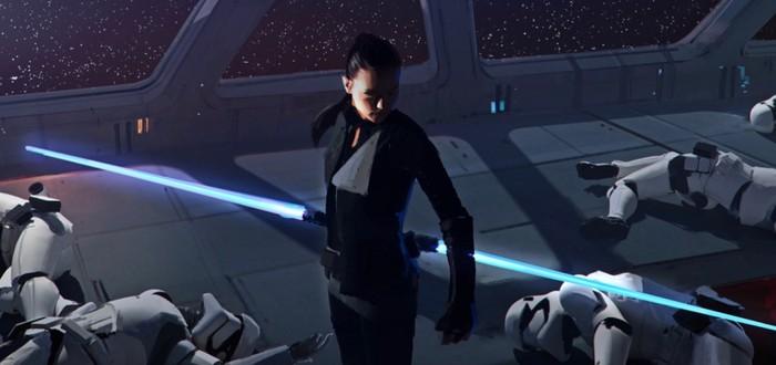 """Концепт-арты отменной версии девятого эпизода """"Звездных Войн"""""""