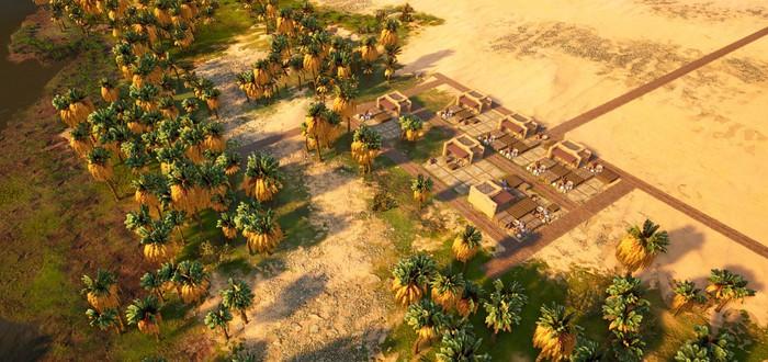 Анонс бесплатной ознакомительной версии Builders Of Egypt: Prologue в новом трейлере