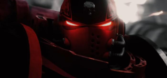 Тизер-трейлер сериала Angels of Death по Warhammer 40K