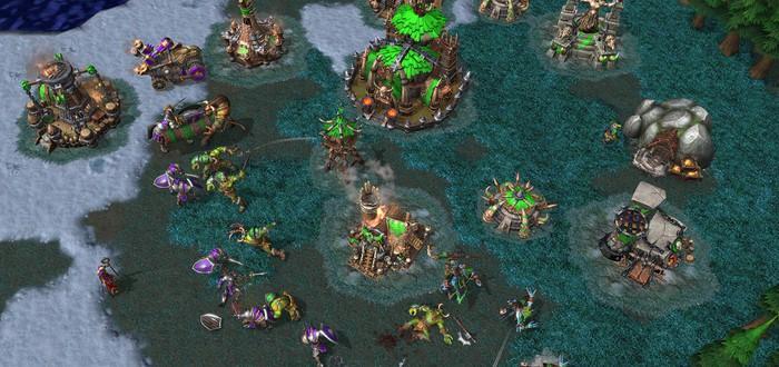 Точное время запуска Warcraft 3 Reforged