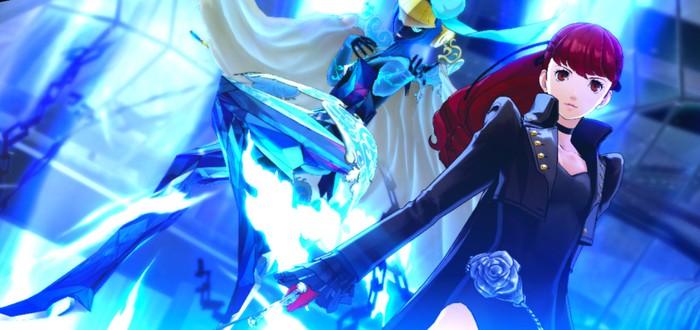 Новый трейлер Persona 5 Royal, релиз 31 марта